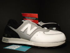 NEW BALANCE M576 576 M576RCGB WHITE BLACK SILVER 3M GREY REFLE COLLECTION 11.5