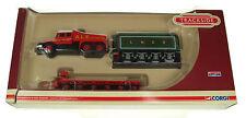 Corgi Trackside DG198008 - 1/76 Scammell Contractor Trailer & Tender Load A.L.E