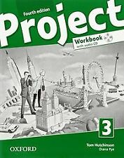 (14).PROJECT 3 WORKBOOK (FOURTH EDITION) (1ºESO). ENVÍO URGENTE (ESPAÑA)