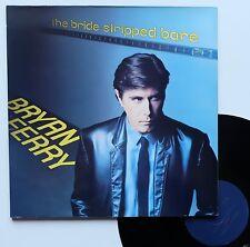 "LP Brian Ferry (Roxy music)  ""The bride stripped bare"""