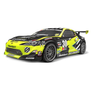 HPI 120090 1/10 E10 Michele Abbate GRRRAcing On-road RC Car New