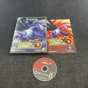 Pokemon XD: Gale of Darkness, Complete in Case, Nintendo Gamecube