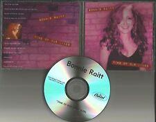 BONNIE RAITT Time of Our Lives RARE TST PRESS PROMO DJ CD single 2007 USA MINT