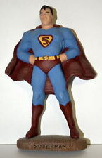1940's SUPERMAN SYROCO STATUE Re-Issue w Professional Paint Rare