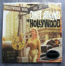 Classic Records LSP 1993 Chet Atkins In Hollywood CLARITY 200G LP New SEALED OOP