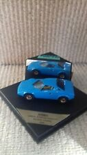 VITESSE AV080C LANCIA STRATOS ROADCAR BLUE 1974