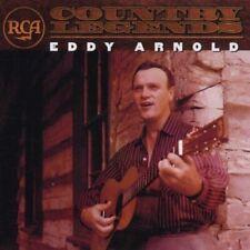 RCA Country Legends by Eddy Arnold (CD, Nov-2000, Buddha Records)
