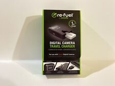 Digital Camera Travel Charger Re Fuel By Digipower For Use With Canon Cameras