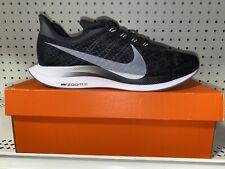 Nike Zoom Pegasus 35 Turbo Mens Athletic Running Shoes Size 11.5 Black White
