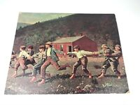 Winslow Homer's 'Snap The Whip' Print / Gallery of Fine Art / Royale Academie