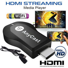 AnyCast M2 Plus WiFi Display Dongle Receiver 1080P HDMI TV Airplay Miracast DE