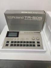 Roland TR-505 Rhythm Composer Drum Maschine Tragbar 1986