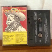 The Magic of Willie Nelson Cassette Tape Banner Records Canada 1981 M-