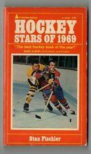 HOCKEY STARS OF 1969 paperback