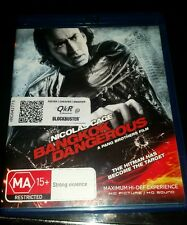Bluray Bangkok Dangerous Blu-ray very good condition free post nicolas cage