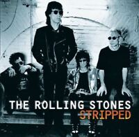 THE ROLLING STONES-STRIPPED-JAPAN SHM-CD D50