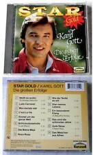 KAREL GOTT Die großen Erfolge / StarGold - Lady Carneval,... CD TOP