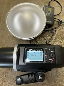 Excellent Flashpoint XPLOR 600 HSS TTL Battery-Powered Monolight w/R2