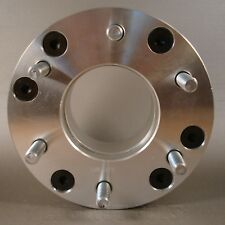 """4 WHEEL SPACERS ADAPTERS   5x4.5 to 6x5.5   2"""" THICK   5 LUG to 6 LUG"""