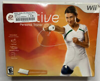 Wii EA Sports Active Personal Trainer Game Leg Strap Band Nintendo