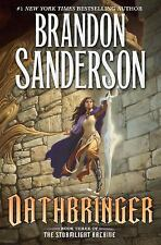 The Stormlight Archive: Oathbringer 3 by Brandon Sanderson (2017, Hardcover)