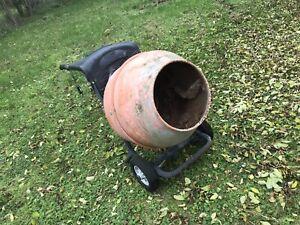 Power-mee Cement Mixer Petrol