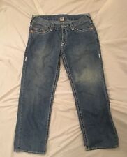 True Religion AUTHENTIC Bobby Super T Men's Jeans Row 36 Seat 33