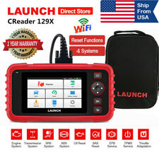 2020 New Launch CRP129X OBD2 Auto Diagnostic Tool ABS SRS Code Reader as CRP129E