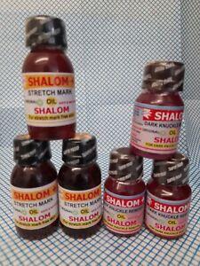 Any 3x Shalom stretch marks/Dark knuckle serum 5days serum