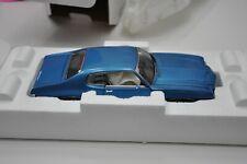 1:24 GMP 1972 GTO 455 HO Blue Rare 143 of 1000
