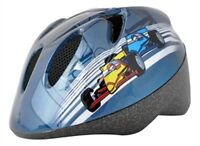 Alpha Plus Junior Helmet Racing Car 52-56cm Dial Fit