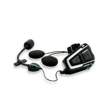 New Cardo Scala Rider Q3 Solo Single Motorcycle Bluetooth Intercom System BTSRQ3