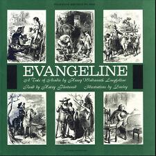 Harry Fleetwood - Evangeline By Henry Wadsworth Longfellow [New CD]