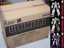 Action Toys Transformers UM-02 Ultimetal Ultra Magnus Action Figure ORIGINAL NEW