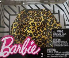 Barbie Fashions Cheetah Leopard Print Skirt NEW