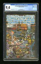 Teenage Mutant Ninja Turtles #5 - 1985 Mirage CGC 9.4