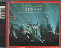 Michael Jackson History Cd Maxi #2 import uk