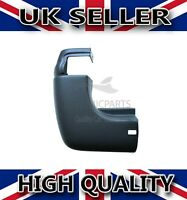 REAR BUMPER END COVER CAP LEFT PASSENGER SIDE FOR FORD TRANSIT MK6 MK7 JUMBO