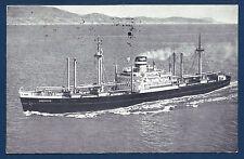 SS SOESTDYK Holland America Line Cargoliner