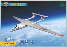1/72 Myasishchev M-17 Soviet fighter  - Modelsvit-NEW!