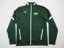 Under Armour UAB Blazers - Men's Green HeatGear Jacket (M) - Used