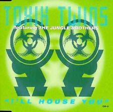 Toxic Twins : Ill House You (Toxik Twins vs. The Jungl CD
