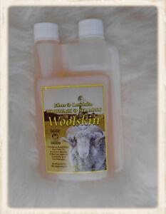 Sheepskin Cushion Cleaning Shampoo Woolskin Woolwash 250ml