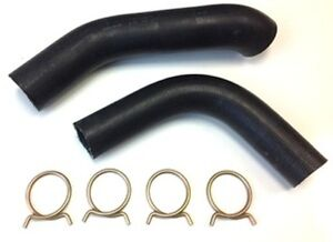 OE-Style Radiator Hoses & Clamps for 1955-1956 Plymouth 241/260/270 V-8