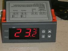 Thermostat Temperature Controller Home Brew Fridge Heat Refrigerator Frigidaire