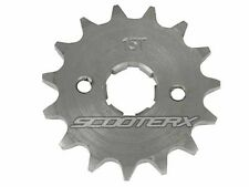 15tooth front Sprocket 428 chain size motorcycle pitbike quad atv buggy go kart
