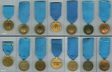 UNITED NATIONS MILITARY CIVILIAN - UNHQ (Headquarters) various strikes UN MEDALS