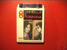 """VANONI FRATELLO """"Ornella e Rosanna""""STEREO8 SIGILL TENCO"""