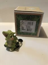 """""""Inky Splat!"""" Whimsical World Of Pocket Dragons Real Musgrave with Box"""