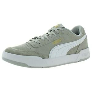 Puma Boys Caracal SD Jr Trainers Suede Low Top Sneakers Shoes BHFO 6890